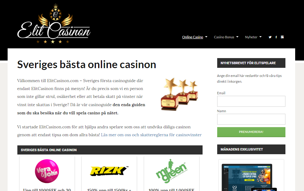 Alla casinon 27630
