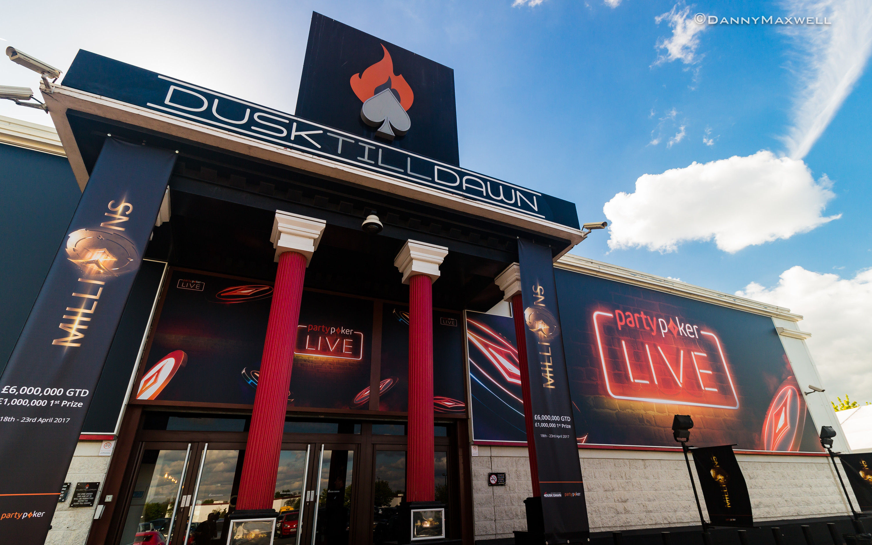 Partypoker live 9592