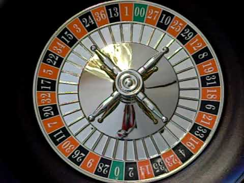 Roulette wheel simulator 31141