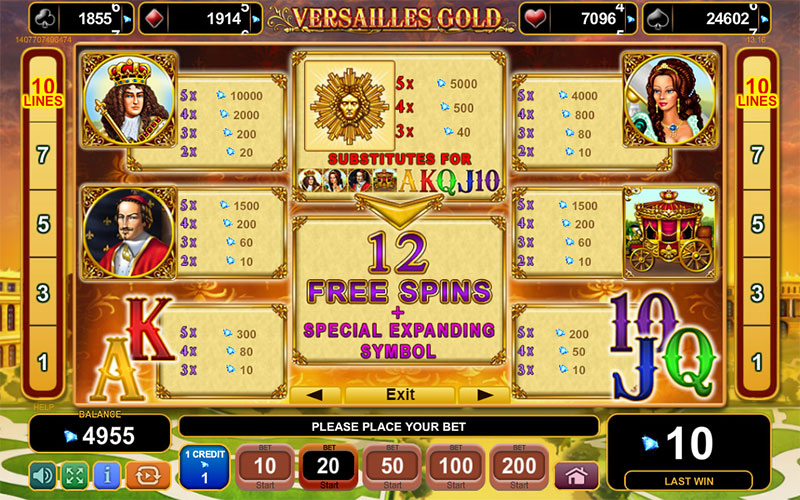 All microgaming Sultans 87337