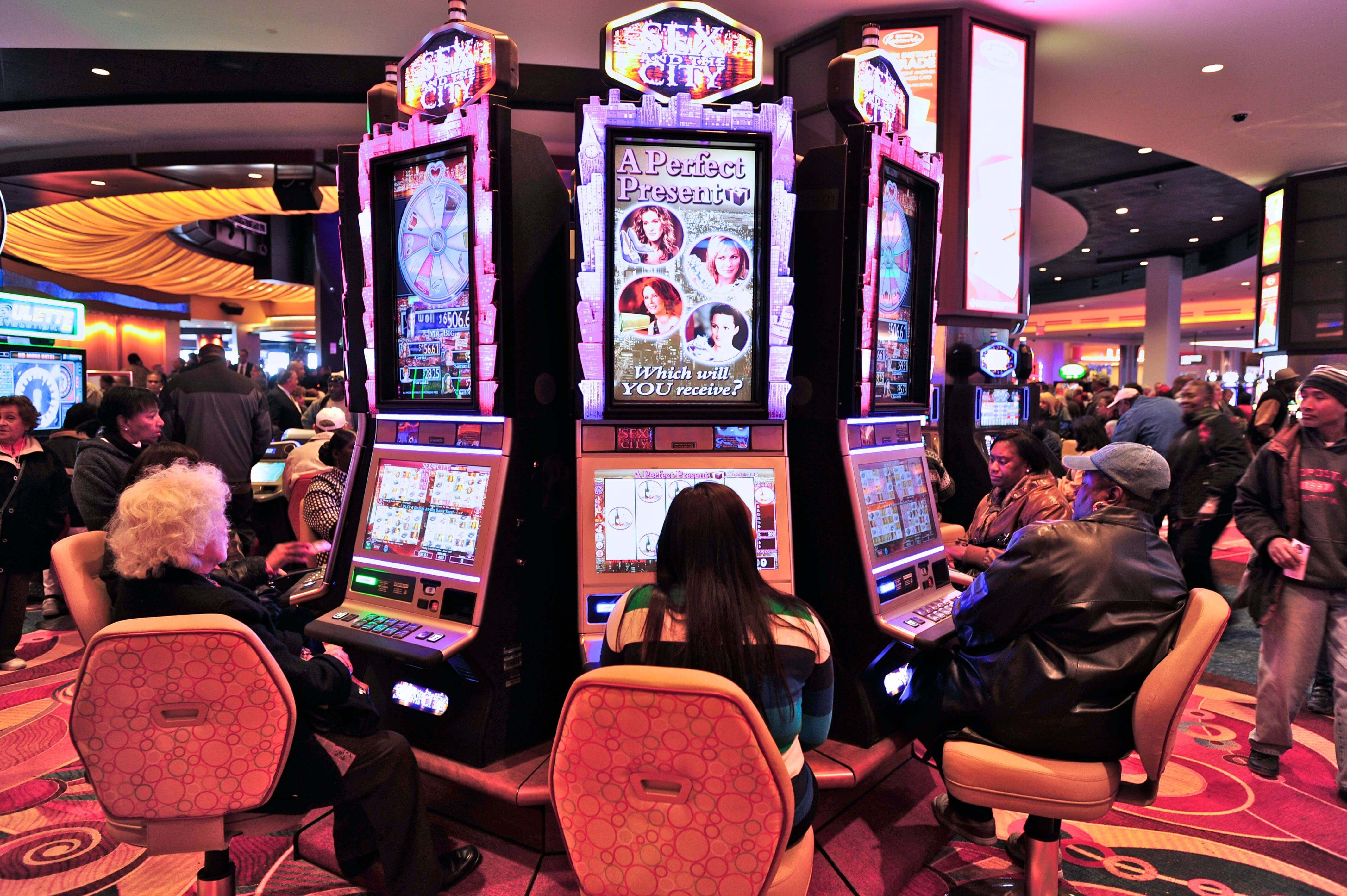 Casinos with 27528