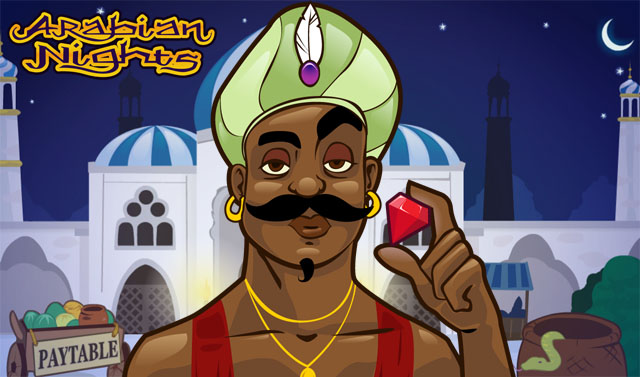 Arabian Nights freespins 39327