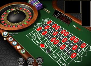Roulette system 92043