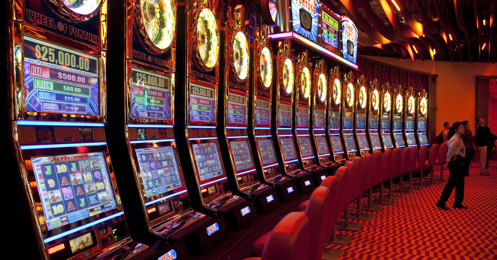 Casinos with 70388