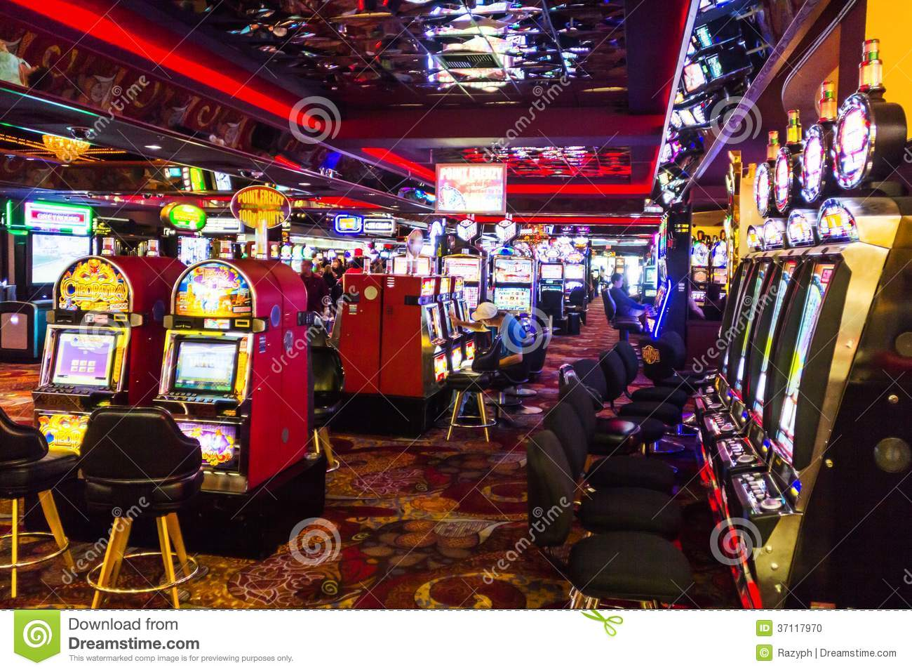 Casinos with the 71584