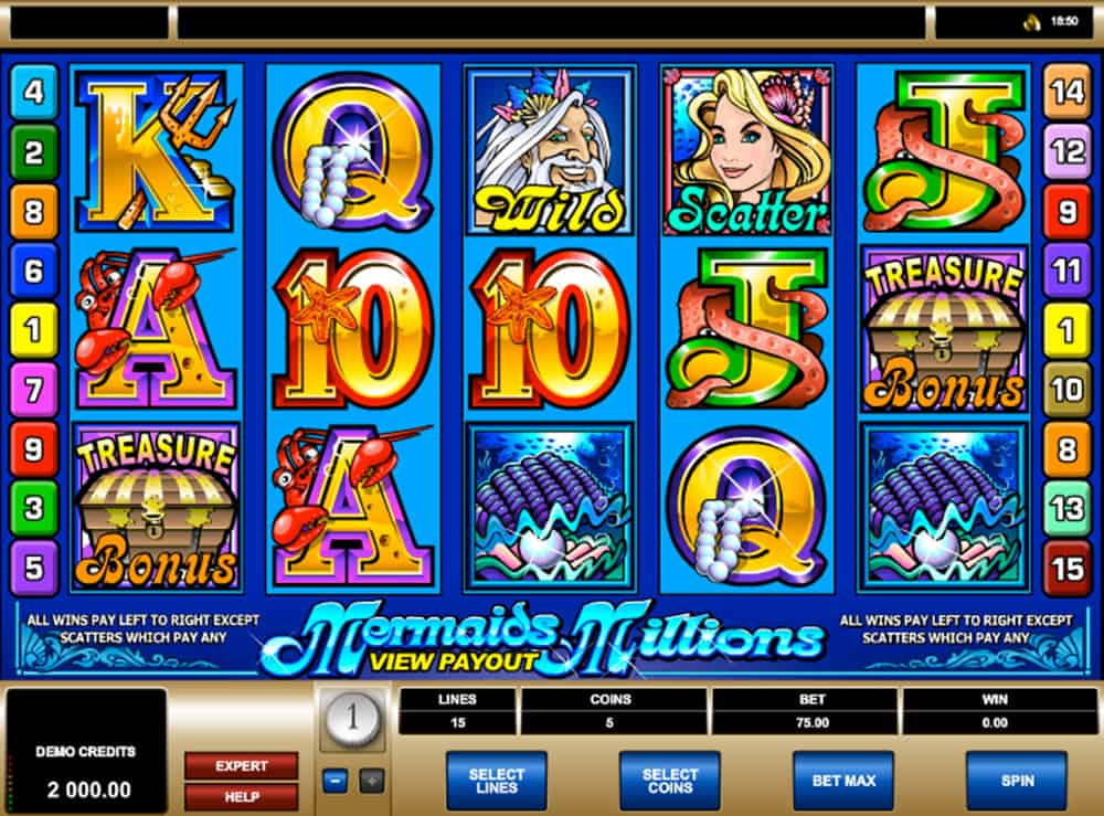 All microgaming 59447