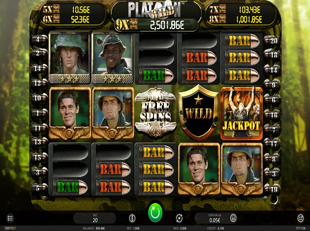 All microgaming slots 65044