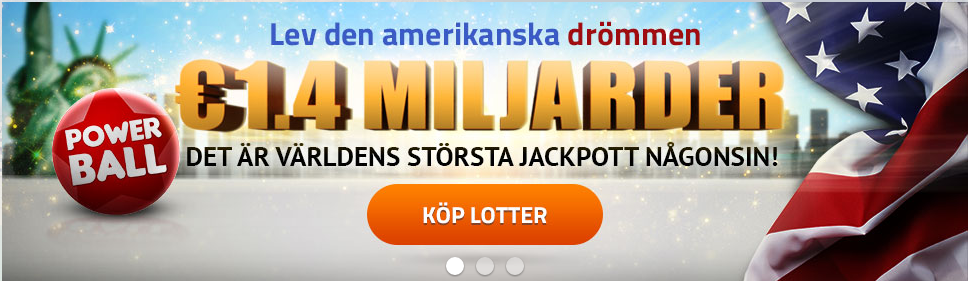 Jackpott strategier miljonerna 32019