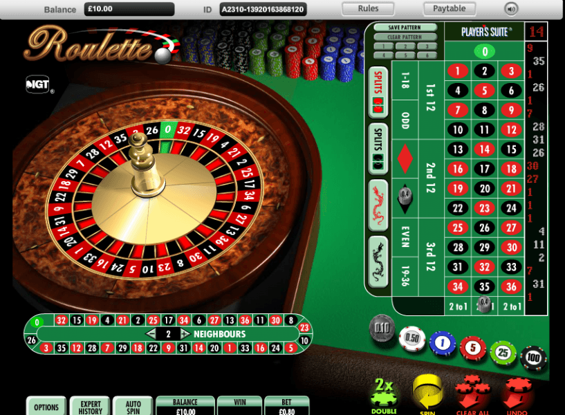 Roulette strategy 5597